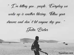 Inspirational Justin Bieber Quotes And Lyrics From Songs With Images Impressive Song Lyric Quotes