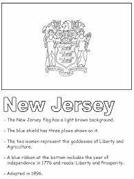 Small Picture New Jersey State Flag