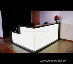 desks used l shaped reception desk counter for hair salon desksused ikea office furniture ideas small