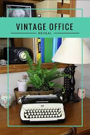 vintage office decorating ideas. brilliant vintage vintage home office  office ideas with an eclectic vintage design  style an in decorating ideas