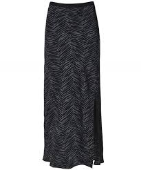 Anine Bing Size Chart Dolly Silk Skirt