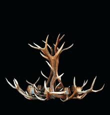 how to make a lamp out of deer antlers medium size of authentic antler chandelier antler how to make a lamp out of deer antlers