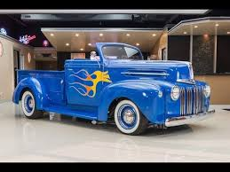 1947 Ford Pickup For Sale - YouTube