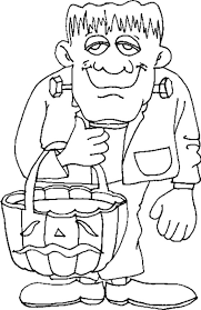 Small Picture Halloween Coloring pages Happy Holidays