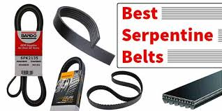 Top 15 Best Serpentine Belts 2019 Reviews Buying Guide