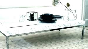 marble coffee table white inside ideas smart round top
