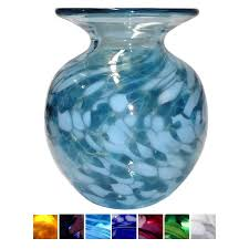 large round glass vase uk designs