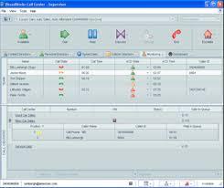 Broadsoft Call Center Supervisor Applications