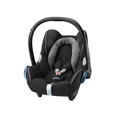 maxi cosi cabriofix car seat origami black
