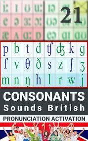 Ipa Chart Affricates Consonants 1 Pronunciation Activation Pack 20 Britlish