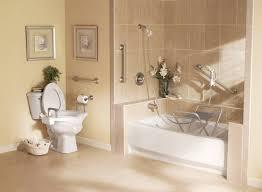 handicap toilet rails. impressive handicap grab rails and modern white bathtub with nice flowers toilet