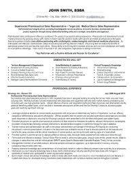 Sample Sales Representative Resume Best Of Sales Resume Samples Outside Sales Representative Resume Examples