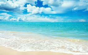 Beach Beach Hd Desktop Wallpaper Fullscreen Mobile Dual Monitor