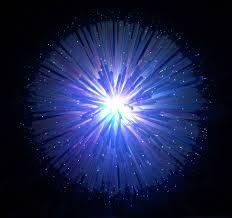 Make Your Own Fiber Optic Light Fiber Optic Led Dandelion Lamp 7 Steps With Pictures
