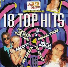 Pop Charts 1995 Va 18 Top Hits Aus Den Charts 1 6 1995