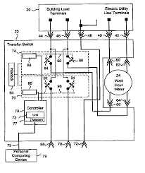 patent us7030514 power transfer switch assembly google patents patent drawing