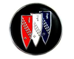 Console Lid Emblem 1965-72 Buick | 1965 Buick Riviera (a few other ...