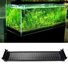 want this hot aquarium fish tank smd led light lamp 2 mode 60 white 12 blue euukus plug marine aquarium led lighting aquario 19