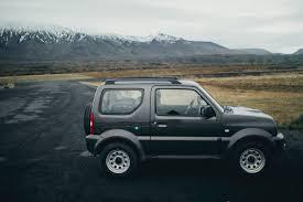 Rent a Suzuki Jimny 4x4 Automatic in iceland
