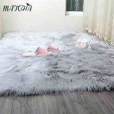 white faux fur rug caramel white faux sheepskin rug long fur blanket decorative inside designs white
