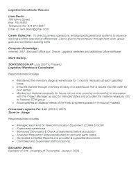 Logistics Coordinator Cover Letter Warehouse Coordinator Cover Letter Luxury Warehouse Supervisor Cover