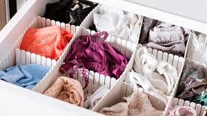 Neles, dá para setorizar as peças de roupas, colocando cada coisa em seu lugar. Como Organizar Roupas Intimas Bbel Tudo Sobre Decoracao E Organizacao Da Sua Casa