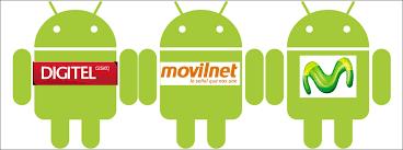 Resultado de imagen para operadoras de internet venezuela