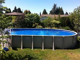 above ground pools for