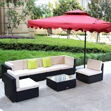 image outdoor furniture chaise. Full Size Of Sofa:grey Sectional Sofa Outdoor With Chaise Coiba Modern Patio Large Image Furniture