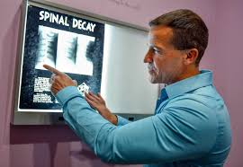 oasis chiropractic dr tom