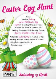 Free Easter Egg Hunt Geelong