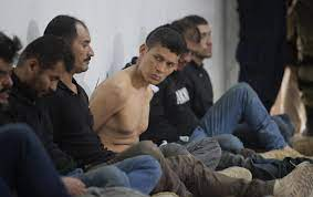 2 US men, ex-Colombia soldiers held in ...