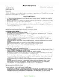 Typical Family Case Manager Resume South Burnett Ctc Family Support