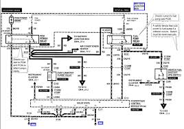 99 Ford Ranger Electrical Wiring Ford Ranger Electrical Wiring Diagram