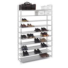 relaxdays Schuhregal für 50 Paar Schuhe Schuhregal | real