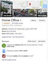google london office telephone number. Contact Home Office Uk Google London Telephone Number I
