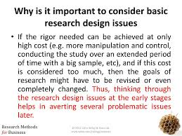 What Is Basic Design Of The Study Elements Of Research Design Ppt Download