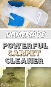 diy carpet cleaner. Homemade Powerful Carpet Cleaner - MyCleaningSolutions.com Diy