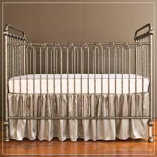 iron baby crib joy pewter and nursery 5