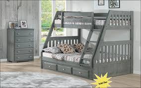 charcoal bunkbed twin full