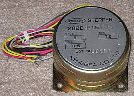 automatic coil winder stepper motor wiring diagram and information the 28bb h151 11 stepper motor is a 4 phase 8 wire permanent magnet unipolar motor but it can be configured for unipolar or bipolar use
