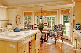 French Dining Chairs Kitchen Traditional With Antiqued Bay Window Bergre