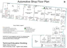 Auto Shop Building Designs Home Auto Shop Layout Safety Home Building Plans 63998