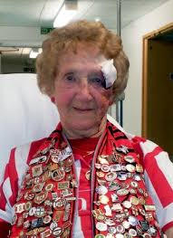 Mabel Smith in hospital after getting injured at a Stoke City football  match – SWNS