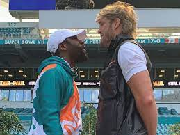 Floyd Mayweather vs Logan Paul Betting Odds: Who Is The Favourite To Win  The Fight?