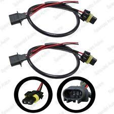 subaru brz headlights 2 pieces h13 wire harness for hid ballast to stock socket for hid conversion kit fits subaru brz
