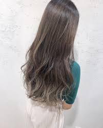髪色女の人気アッシュカラーまとめ2019のトレンドカラーは