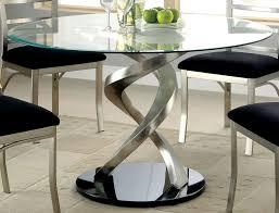 round pedestal kitchen table. Roxo Round Pedestal Dining Table Kitchen