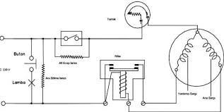 refrigerator structure and operation installation refrigerator wiring diagram pdf deep freezer bozdolab electric scheme figure 2 4 electrical principle circuit diagram
