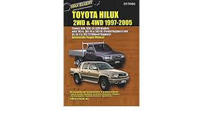 Toyota Hilux: 2WD & 4WD 1997-2005 (Max Ellery's Vehicle Repair ...